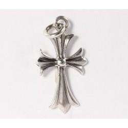 Kettenanhänger Kreuz (3)  Silber