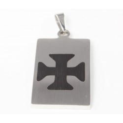 Kettenanhänger Eisernes Kreuz (3) Edelstahl