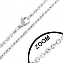 Halskette (2) Edelstahl