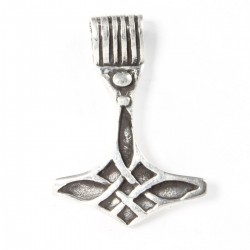 Kettenanhänger Thorshammer Silber