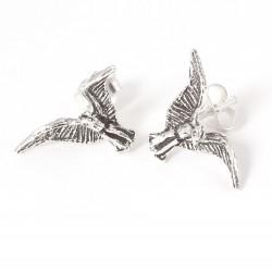 Adler Ohrstecker 925- Silber