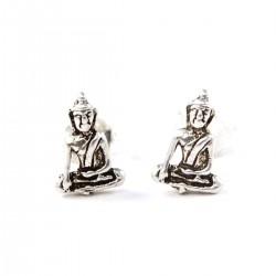 Ohrstecker Buddha  Echt Silber